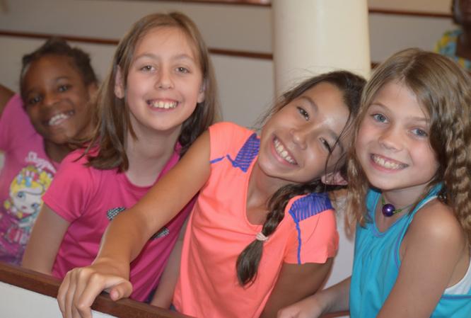 first presbyterian marietta children